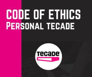 código ético empleados tecade